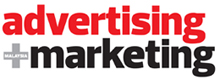 Advertising + Marketing Logo