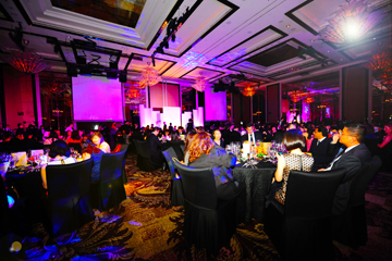 Asia Recruitment Awards Room