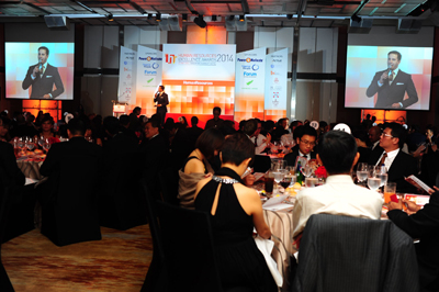 HR Excellence Awards Room