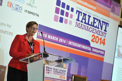 Talent Management Asia Speaker