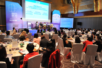 Employee Benefits Asia Stage