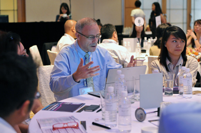 Employee Benefits Asia Roundtable